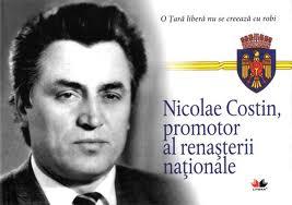"""Lansarea volumului """"O Ţară liberă nu se creează cu robi. Nicolae Costin, promotor al renaşterii naţionale"""""""