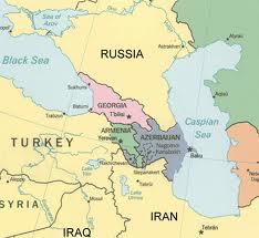south caucasus