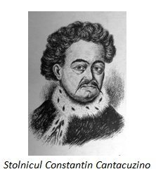 Stolnicul Constantin Cantacuzino