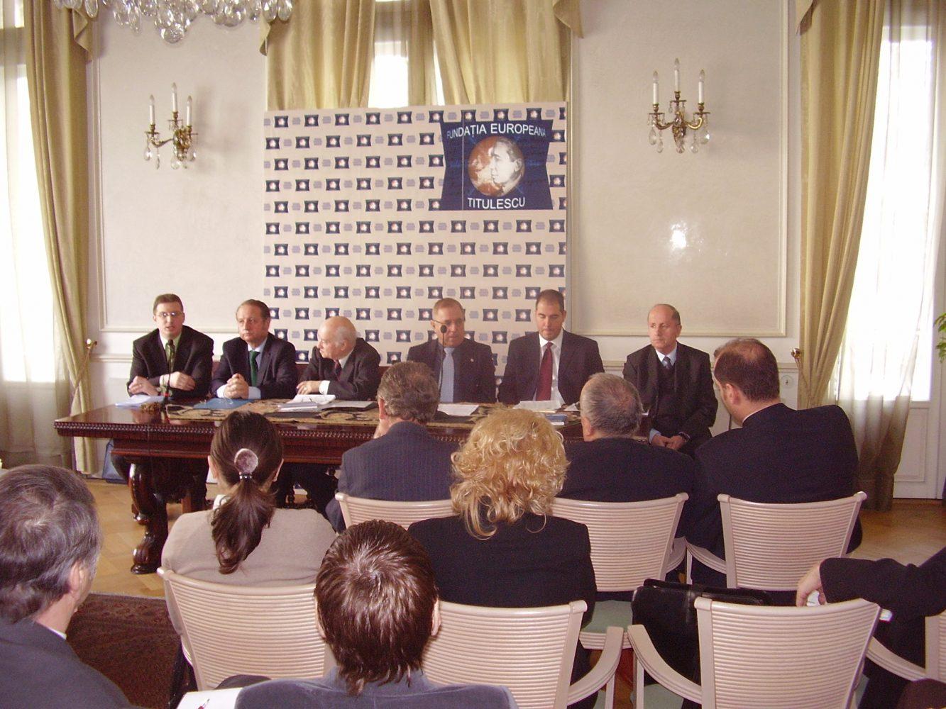 Simpozion cu prilejul intrării în vigoare a Tratatului de la Lisabona