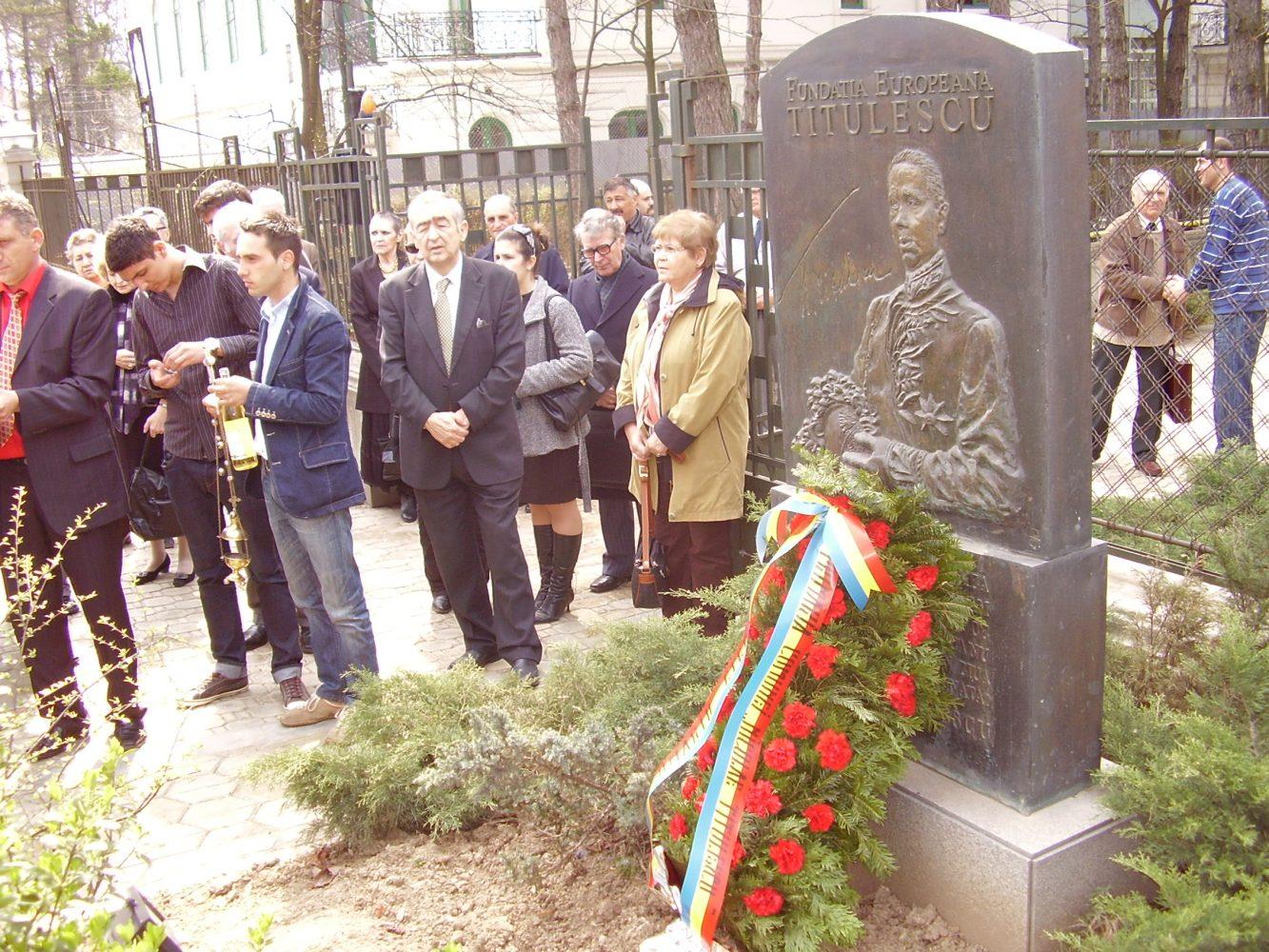 În memoria lui Nicolae Titulescu