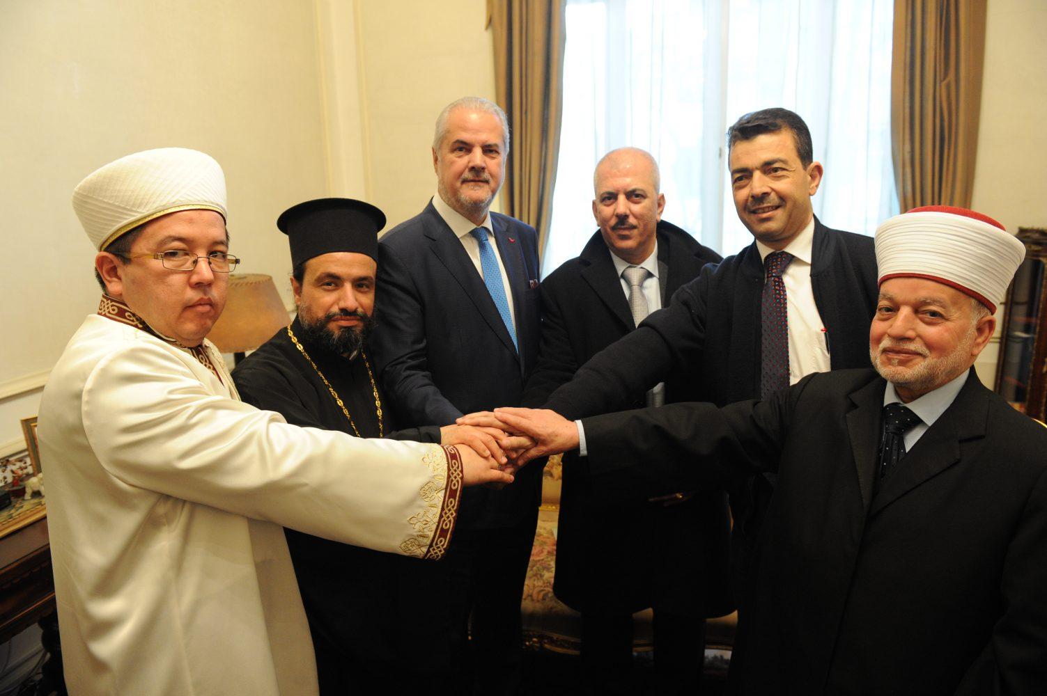 Interacțiune între religie și naționalism
