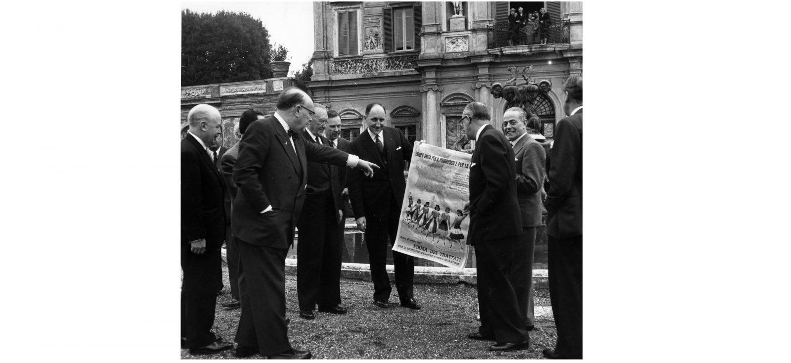 Uniunea Europeană la 60 de ani. De la Roma la Roma: între solidaritate și divizare